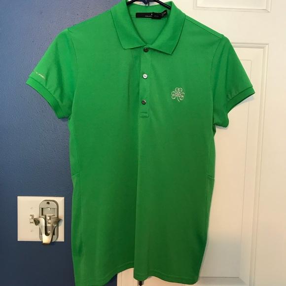 Ralph Lauren RLX Golf Polo with Erin Hills Logo